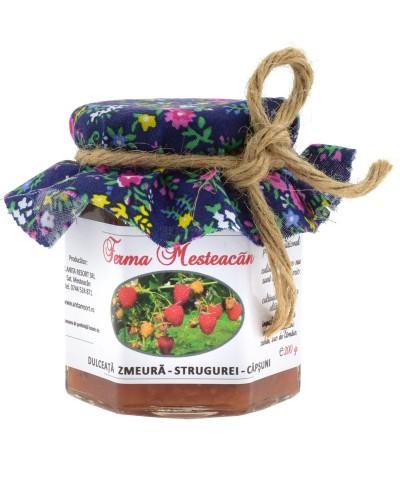 Himbeer- Erdbeer - Ribisel Marmelade